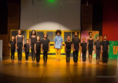 Asase Yaa Children's Summer Art Camp - HBCU Show