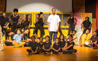 Expanded Children's Summer Arts Camp + Open House