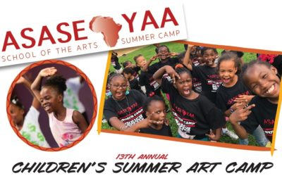 Children's Summer Camp Registration is open