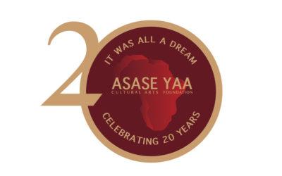 Asase Yaa 20th Anniversary Launch Event